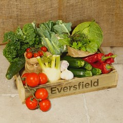 Large Vegetable Box (Root Free) | Organic Vegetable Boxes