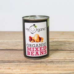 Mr Organic Mixed Beans | Organic Beans and Pulses