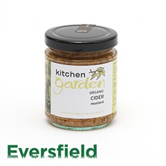 Organic Whole Grain Mustard & Cider | Organic Mustard and Sauces