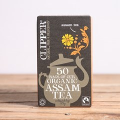 Organic Assam Clipper Tea