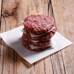 Beef Steak Burgers | Organic Grass Fed BBQ Meat