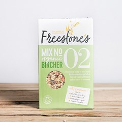 Classic Bircher Muesli, Mix No. 2 | Organic Breakfast Cereal