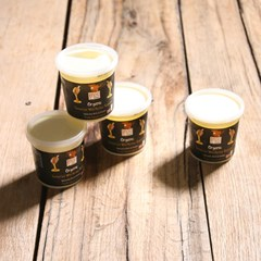 Brown Cow Honey Yoghurts (4 x 145g) | Organic Yoghurt and Dairy