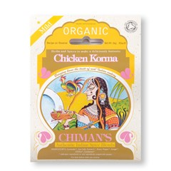 Chicken Korma - Authentic Indian Spice Blend (26g)
