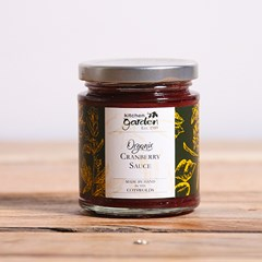 Cranberry Sauce | Organic Condiments and Sauces