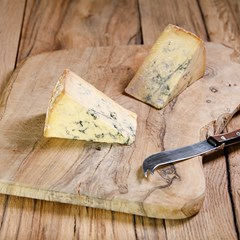 Cropwell Bishop Stilton | Organic Cheese