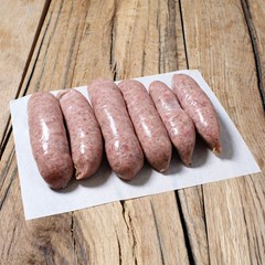 Organic Pork Sausages