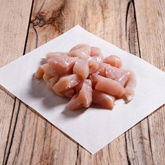 Chicken Breast Diced | Organic, Outdoor Bred & Reared
