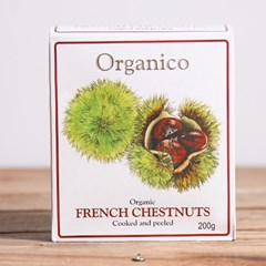 Organic French Chestnuts