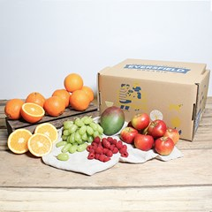 Organic fruit box delivery