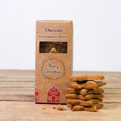 Organic Christmas Biscuits