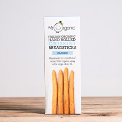 Organic Grissini Breadsticks