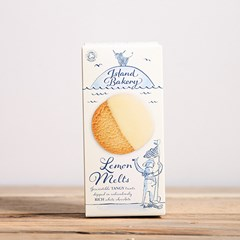 Island Bakery Lemon Melts | Organic Biscuits