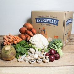 Organic Medium Veg Box