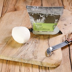 Buffalo Mozzarella | Organic Cheese
