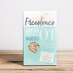 Classic Muesli, Mix No. 1 | Organic Breakfast Cereal