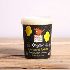 Natural Yoghurt | Organic Yoghurt and Dairy