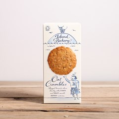 Island Bakery Oat Crumbles | Organic Biscuits