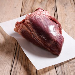 Ox Heart | Organic Grass Fed Ox Heart
