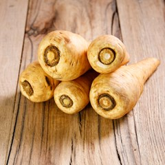 Christmas Parsnips | Organic Vegetables