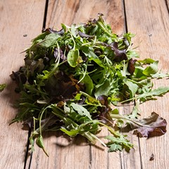 Organic Peppery Salad Mix