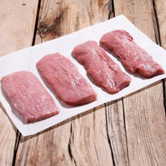Pork Escallopes | Organic Pork Delivered