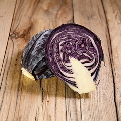 Red Cabbage | Organic Vegetables