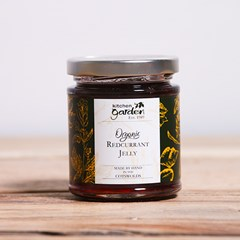 Redcurrant Jelly | Organic Jelly and Sauces