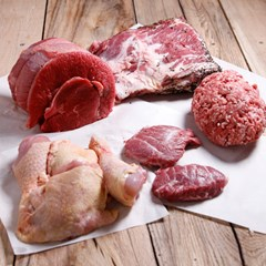 Organic meats for slow cooking