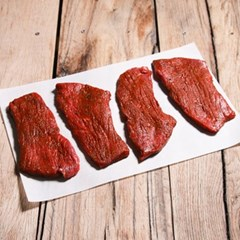 Sweet & Smoky Minute Steaks | Organic Grass Fed Beef