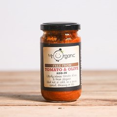 Mr Organic Tomato & Olive Stir In Sauce