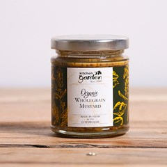 Wholegrain Mustard | Organic Mustard and Sauces