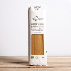 Mr Organic Whole Wheat Spaghetti