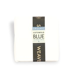 Cotswold Blue Veined Brie | Organic Cheese