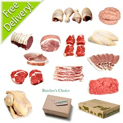 Large Meat Box | Organic Meat Delivery