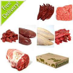 Paleo Diet Meat box - 2 people | Organic Paleo Meat Grass Fed