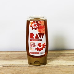 Raw Organic Maya Honey