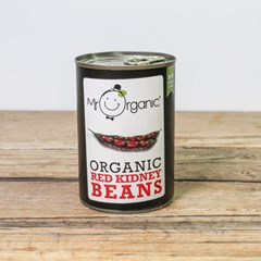 Mr Organic Red Kidney Beans | Organic Beans and Pulses