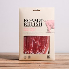 Roam & Relish, Smoked Streaky Bacon | Organic Smoked Bacon