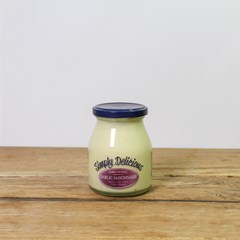 Simply Delicious Garlic Mayonnaise | Organic Groceries