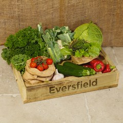 Small Vegetable Box (Root Free) | Organic Vegetables Boxes