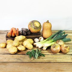 Soup Up Your Stew Box | Organic Fruit & Vegetables