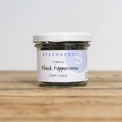 Steenbergs Black Peppercorns | Organic Herbs & Spices