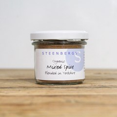 Steenbergs Mixed Spice | Organic Herbs & Spices