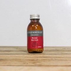 Steenbergs Rose Water | Organic Herbs & Spices