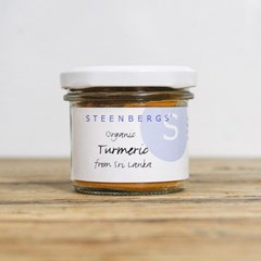 Steenbergs Turmeric Powder | Organic Herbs & Spices