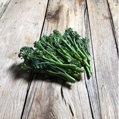 Organic tenderstem broccoli