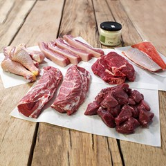 Organic Keto Meat Box