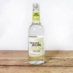 Twelve Below Pear & Cardamom Tonic Water | Organic Drinks