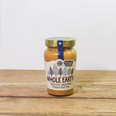 Whole Earth Organic Smooth Peanut Butter | Organic Groceries